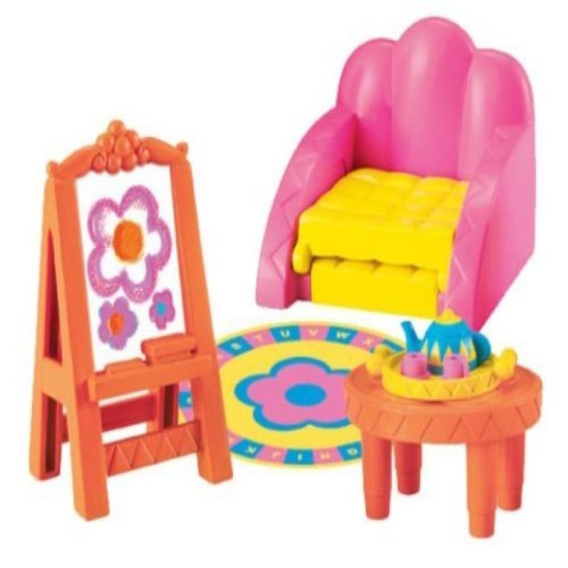 Dora the Explore Talking House -Dora's Playroom Pack by