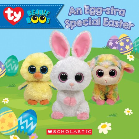 An Egg-Stra Special Easter (Beanie Boos: Storybook with egg stands) - - Boo Halloween Stories Comic