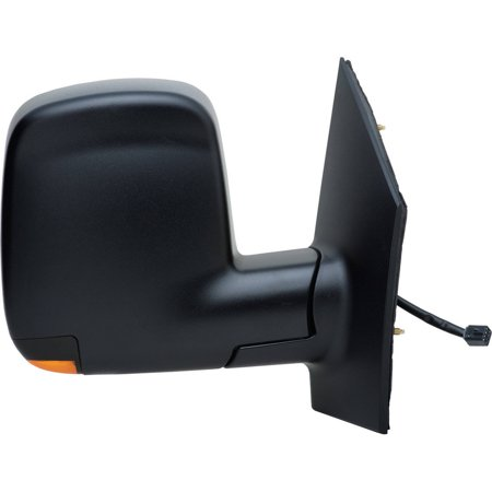 Chevy Passenger Van - 62099G - Fit System 03-07 Chevrolet Express Full Size Van, GMC Savana Full Size Van, w/turn signal, OEM Style Replacement Mirror, Passenger Side - check description for fitment