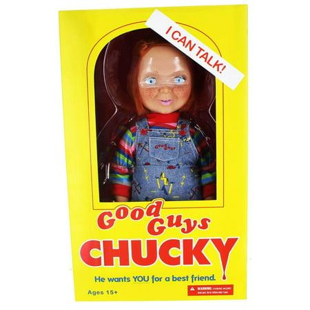 Mezco Toyz Child's Play Good Guys Chucky 15