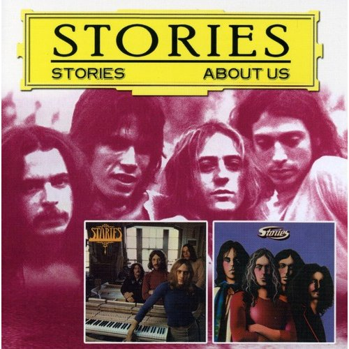 Stories / About Us (2-For-1) (Bonus Track) (Reis)
