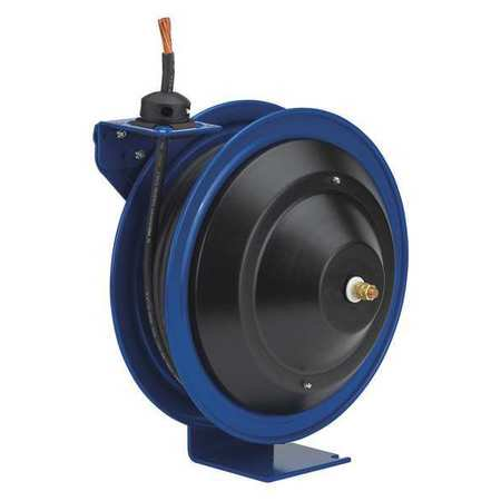 (Spring Rewind Welding Cable Reel,50ft. COXREELS P-WC17-5001)