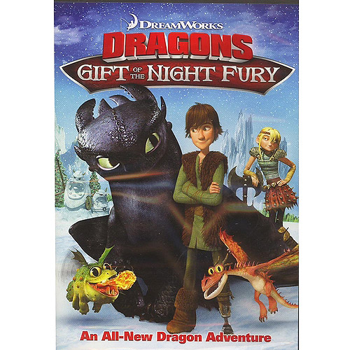 DreamWorks Dragons: Gift Of The Night Fury (Widescreen)