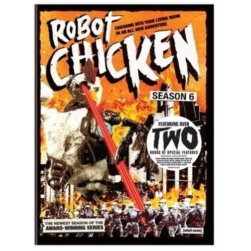 Robot Chicken: Season 6 (Widescreen)