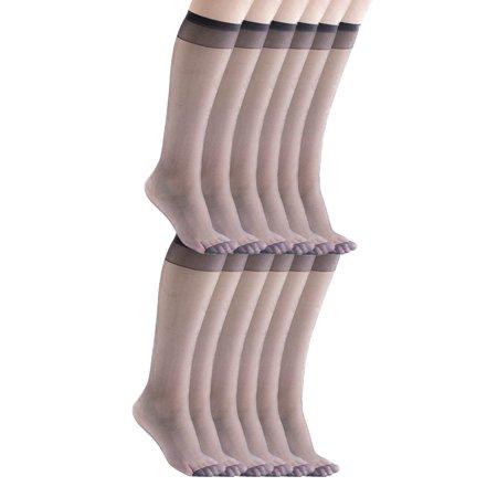 2479d2d9dcd Felicity - Felicity Womens Sheer Trouser Socks