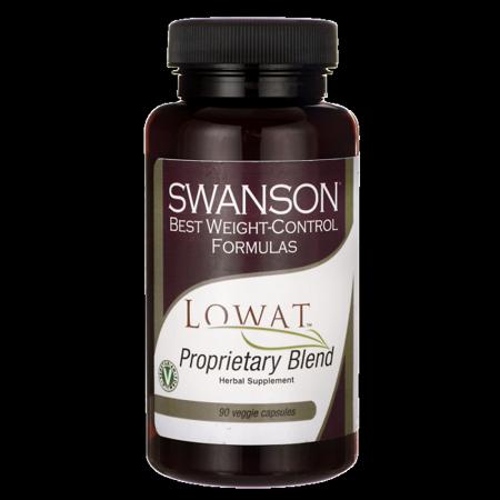 Swanson Lowat 300 mg 90 Veg Caps 300 Mg 90 Veg Caps