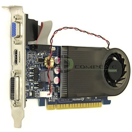 Nvidia GeForce GT530 GT 530 1GB PCI Express x16 HDMI DVI-I VGA Video Graphics Card Dell