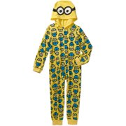 Boys' License Character Hooded Blanket Sleepers, Available in 5 Characters