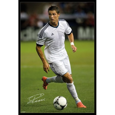 Ronaldo - Autograph Poster Poster