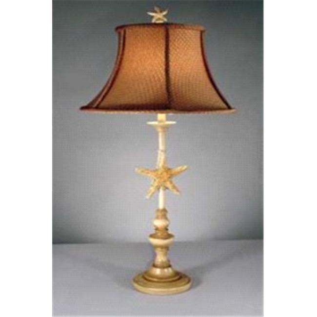 Judith Edwards Designs STAR FISH LAMP 1708