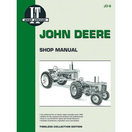 I&T Shop Manual 70 Diesel Tractors Farmer Bob's Parts (70 Hp Parts Manual)