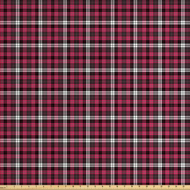 Digital Print Fabric Checkerboard Pattern Fabric,Pop Art Home Decor Fabric Indoor Outdoor Fabric Checkered Women Upholstery Fabric