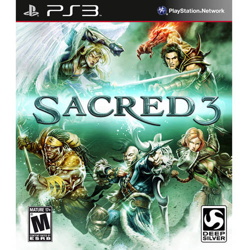 Sacred 3 (PS3) - Pre-Owned