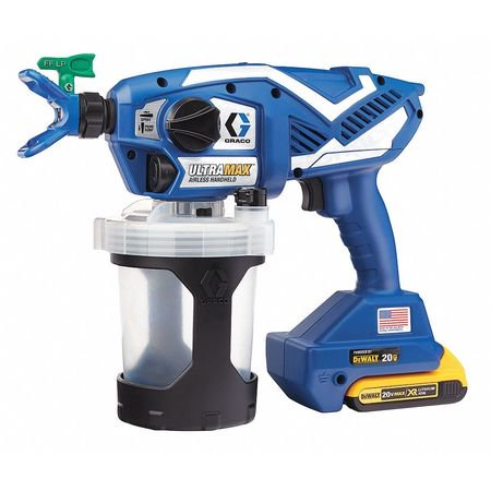 GRACO 17M367 Handheld Paint Sprayer,32 oz.