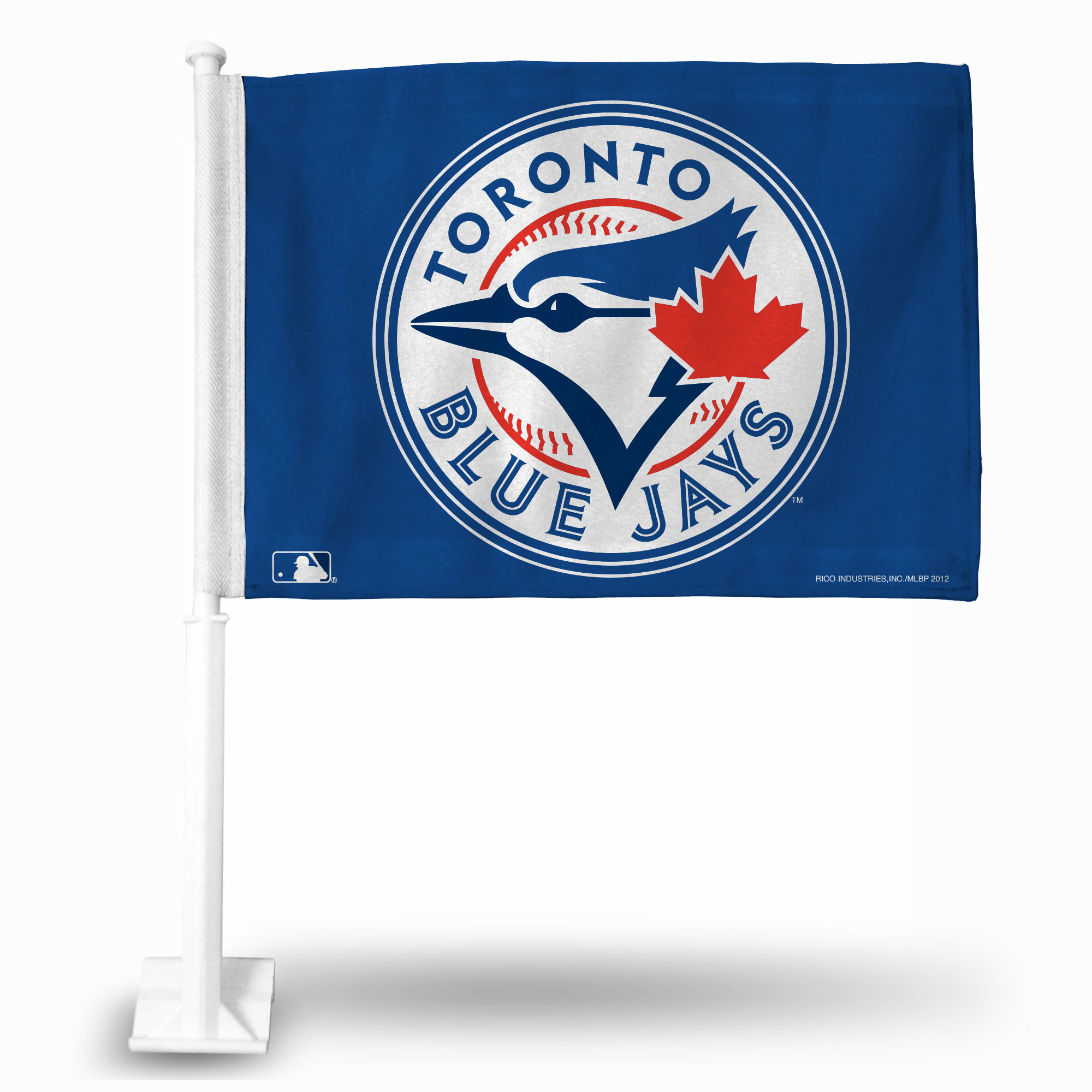 Official MLB Toronto Blue Jays Car Flag 334888