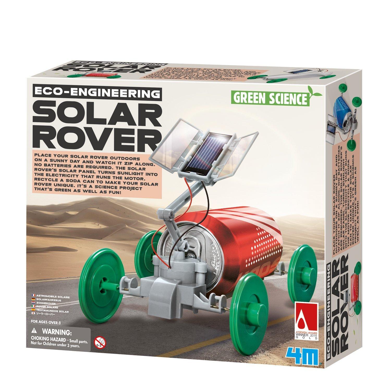 Brand New  Solar Rover Kit, High-quality