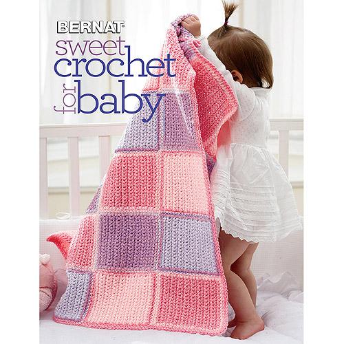 Soho Publishing Sweet Crochet For Baby Book