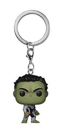 Funko Pop Avengers Endgame Marvel 2019, Toy NUEVO Keychains: Hulk