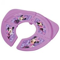 Disney Minnie Folding Travel Potty Seat 18+ Months