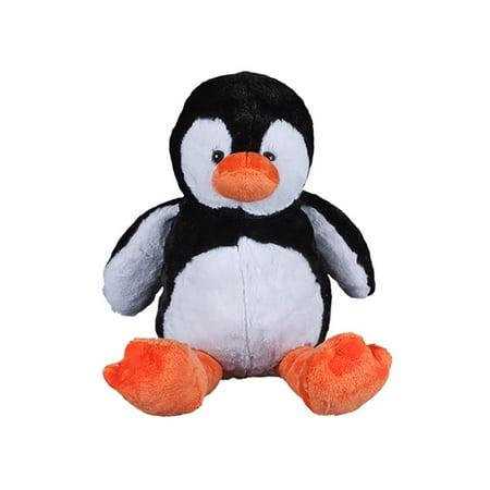 Cuddly Soft 8 inch Stuffed Penguin ...We stuff 'em...you love 'em!