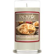 Warm Apple Pie Earring Candle (Surprise Jewelry Valued at $15 to $5,000)