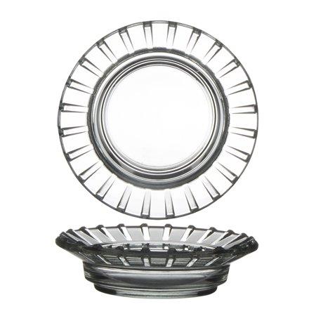 6 Sauce Dishes 1.5oz Ramekin Glass Bulk Restaurant Snack Appetizer (Dinnerware Ramekin)