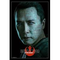 Star Wars Rogue One� - Chirrut Poster Print