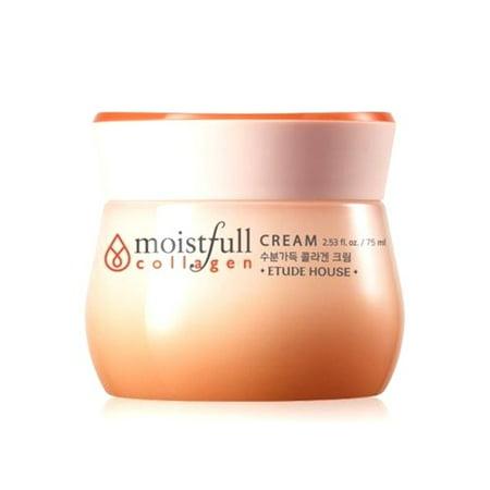 ETUDE HOUSE Moistfull Collagen Cream (Etude House Moistfull Collagen Water Jelly Cream)