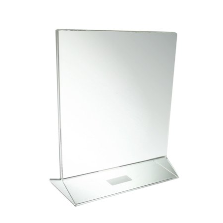 Thunder Group PLMH004 Table Card Holder, 8-1/2 by - Table Place Card Holders