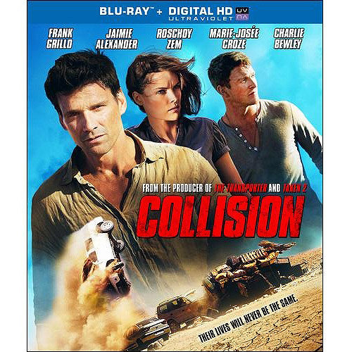Collision (Blu-ray + Digital HD) (With INSTAWATCH) (Widescreen)