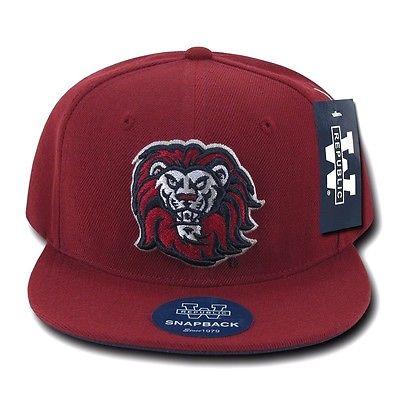 Loyola Marymount University LMU Lions NCAA Flat Bill Snapback Baseball Hat Cap