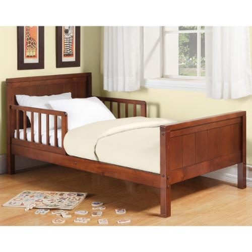 Dorel Asia Baby Relax Dark Cherry Toddler Bed