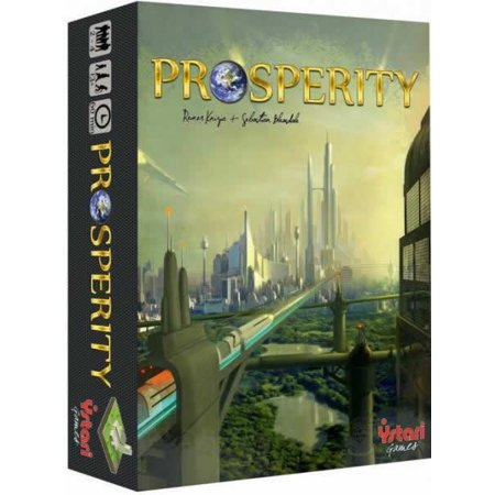 Prosperity Board Game Asmodee Editions