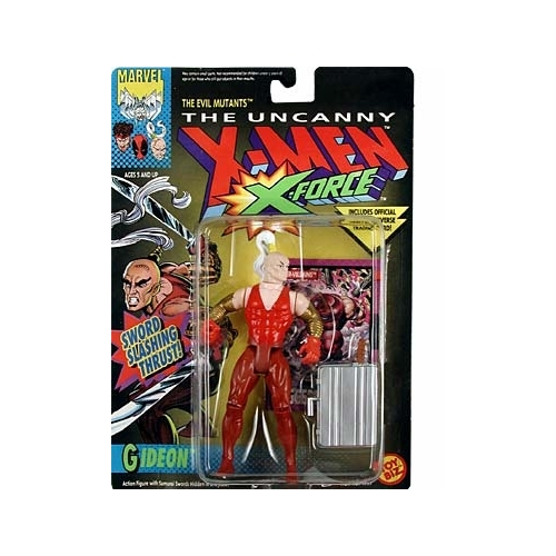X-Men: X-Force Gideon Action Figure by Toy Biz