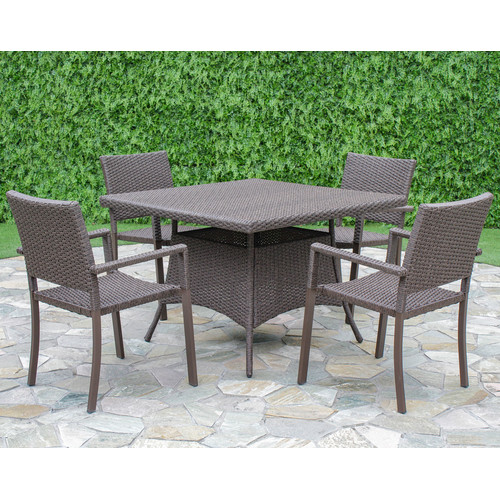 Creative Living 5 Piece Dining Set