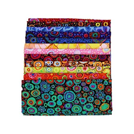 Kaffe Fassett Classic Best Sellers Fat Quarters 12, 18 Inch by 22 Inch Fat Quarters By Free Spirit (The Best Decking Material)
