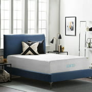 "LUCID Deluxe 16"" Premium Support Plush Memory Foam Mattress"