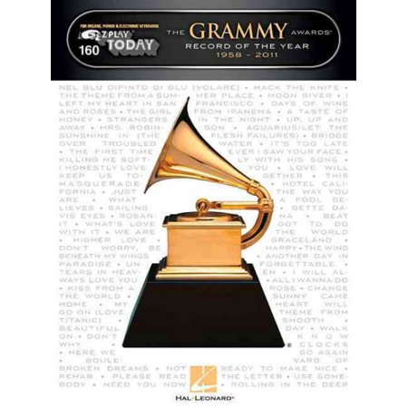 The Grammy Awards Record Of The Year 1958 2011
