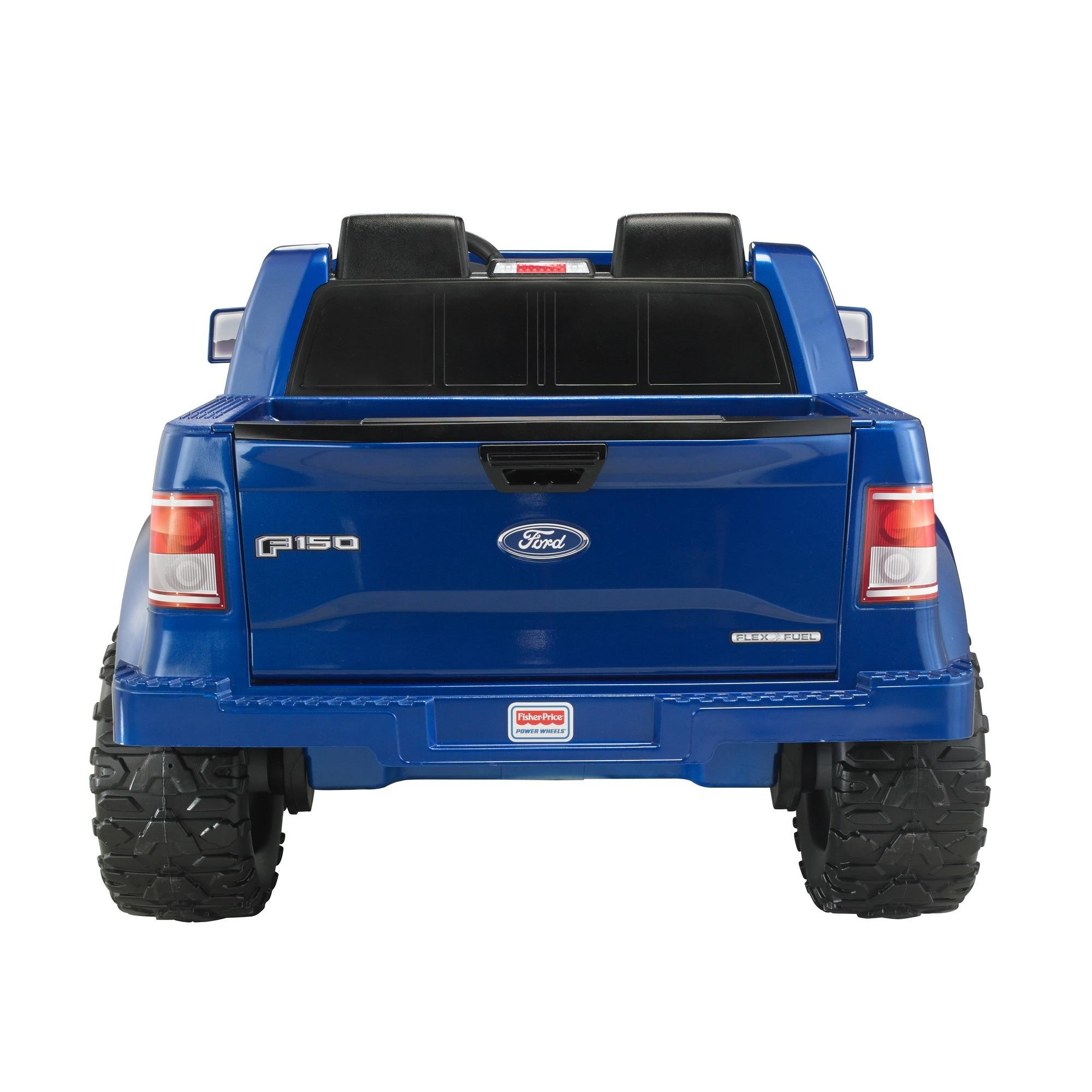 Power Wheels Ford F-150 12-V Battery-Powered Ride-On Vehicle