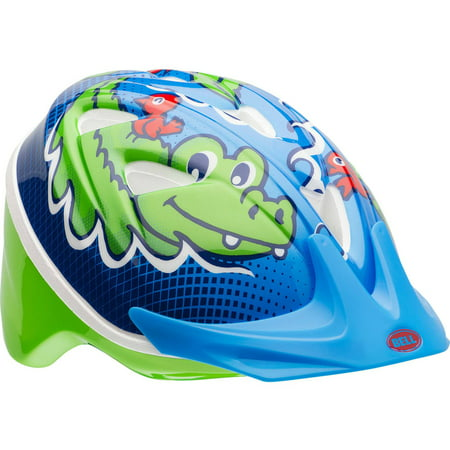 Bell Mini Crocagators Bike Helmet, Infant 1+ (47-52cm) - Micro Mini Helmet