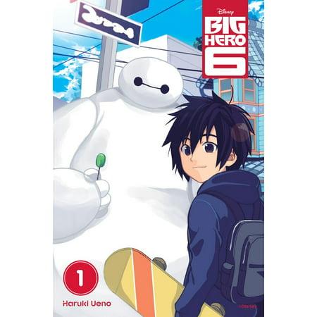 Big Hero 6, Vol. 1 - eBook (Big Hero Six Volume 1)