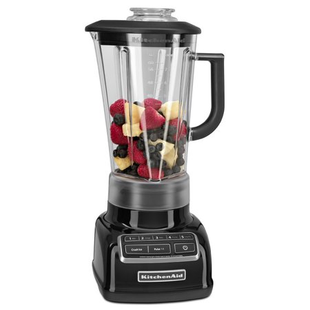 KitchenAid Diamond 5 Speed Blender Onyx Black (KSB1575OB)