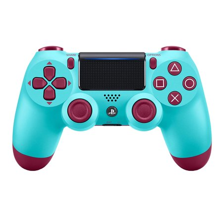 Sony PlayStation 4, DualShock 4 Controller, Berry Blue, 3003238