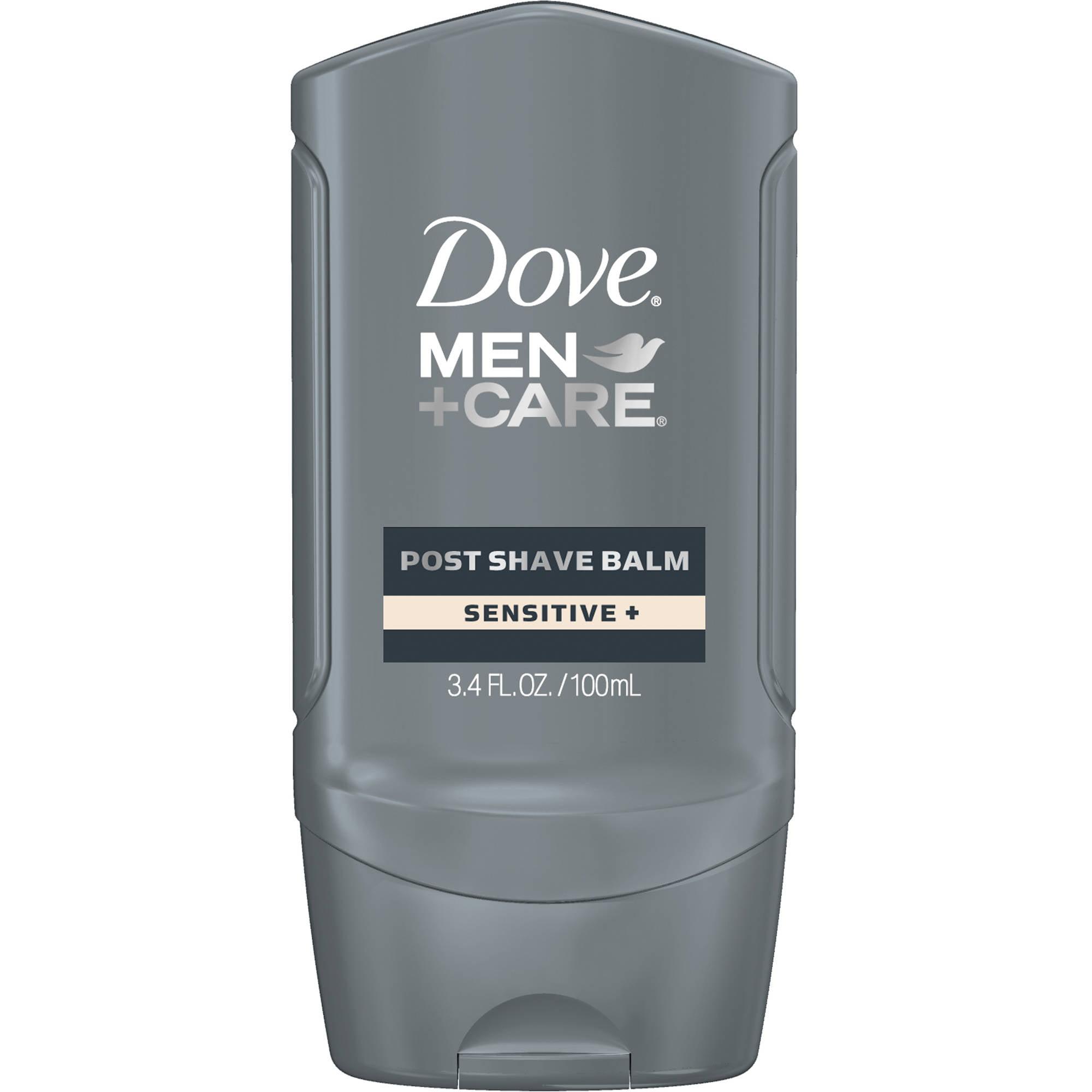Dove Men + Care Post Shave Balm, Sensitive 3.4 oz
