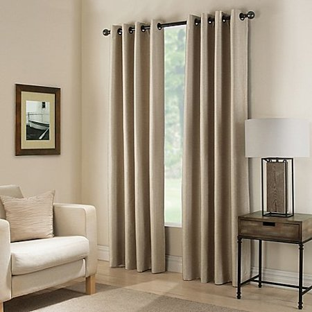 Paradise 63-Inch Room Darkening Grommet Top Window Curtain Panel In (Petite Paradise Room In A Box Assembly Instructions)