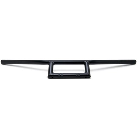 "Kapsco Moto Motorcycle Handlebar 7/8"" Black Bars Window Style For Suzuki SP RS 100 125 200 250 400 500 - image 5 of 5"