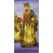 "King Gasper Outdoor Lighted Giant Nativity Figure 40"""