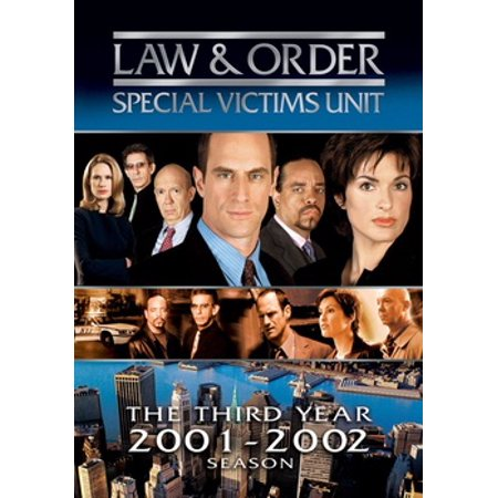 Law & Order: Special Victims Unit: The Third Year