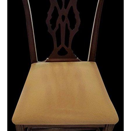Spring Rosetm Beige Dining Room Chair Ez Coversset Of 4 As Seen