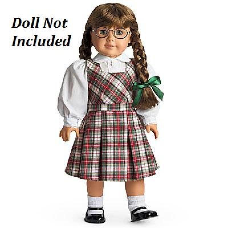 "American Girl Molly's School Outfit Jumper Set for 18"" Doll by"